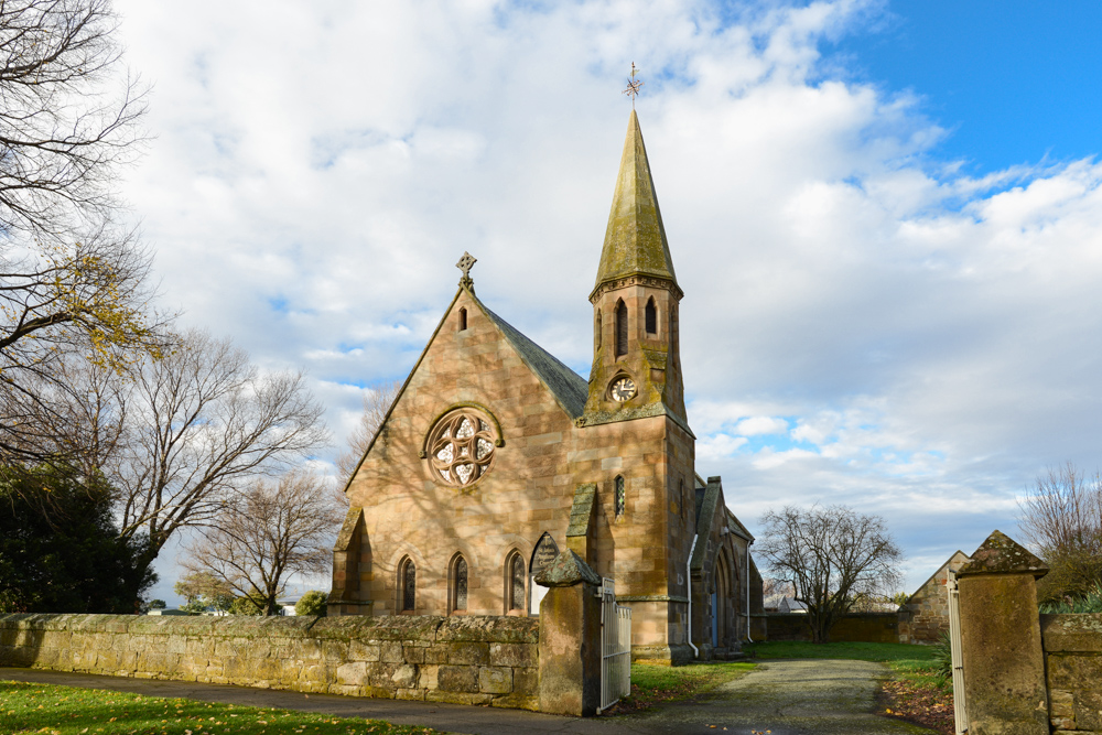 St Johns Anglican Church - Ross - Tasmania-100
