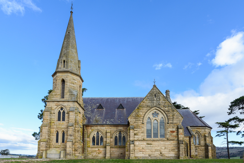 Uniting Church - Ross - Tasmania-100