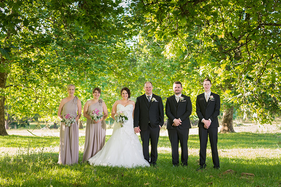 Home Hill Winery Wedding