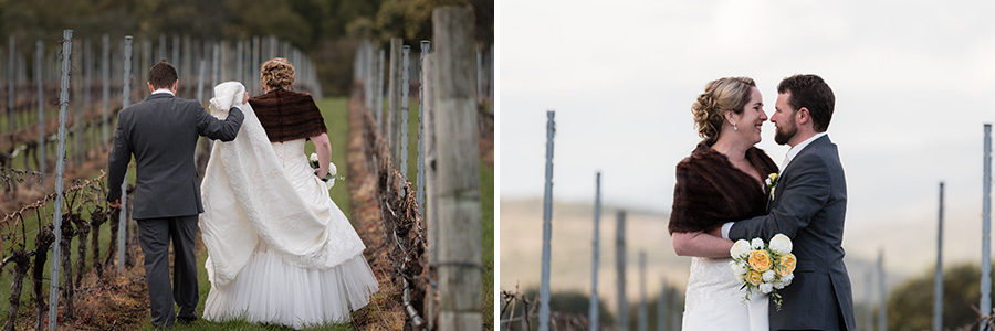 Kate & Tyson - Frogmore Creek Winery Tasmania